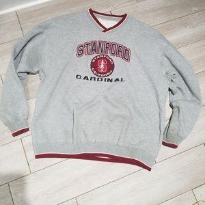 Vintage STANFORD CARDINALS lee sport sweatshirt XL